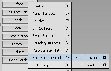 Tool Overview - Multi-Surface Blend