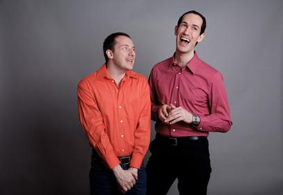 Tom Gualtieri and David Sisco
