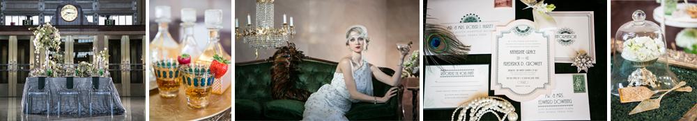 Glamorous + Gatsby