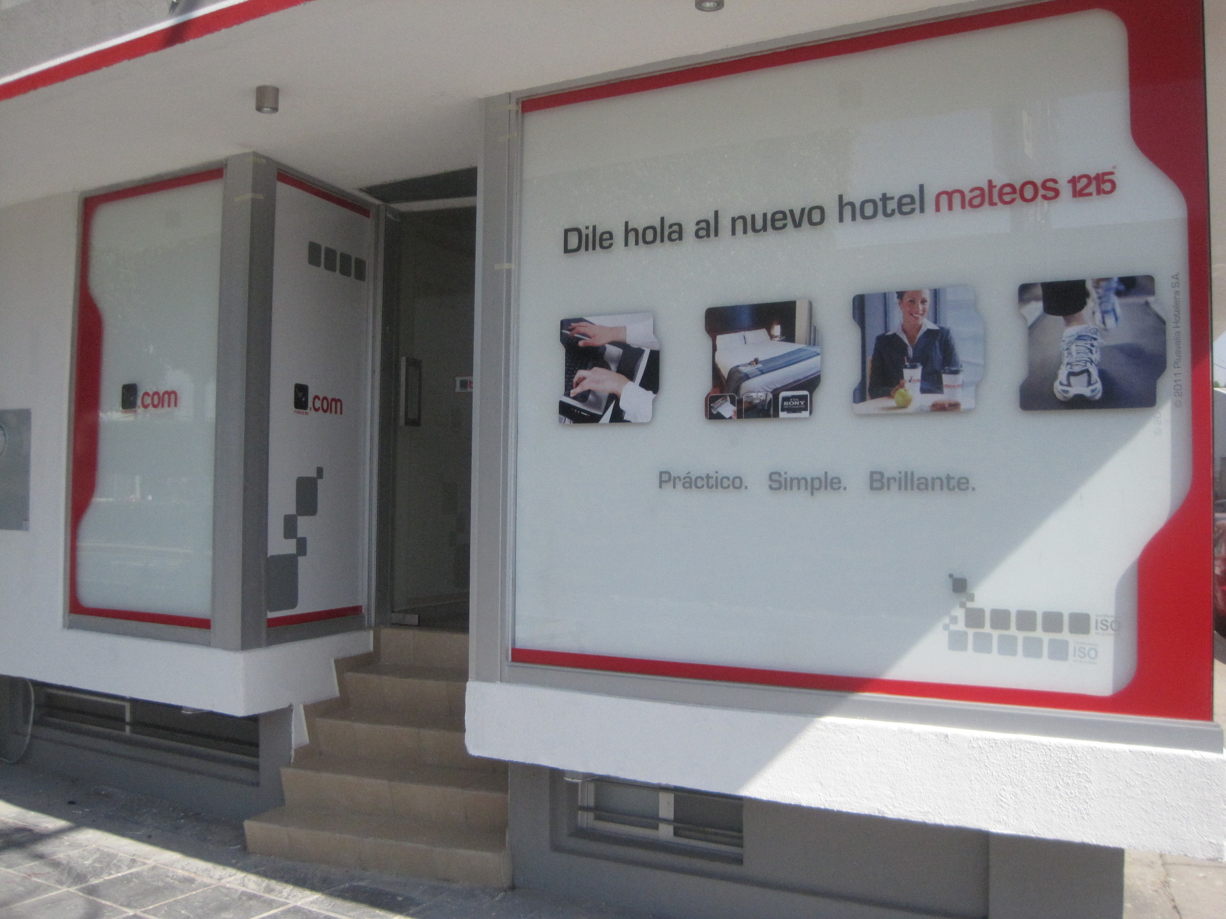La entrada a una nueva categoría de valor-precio en hoteles.