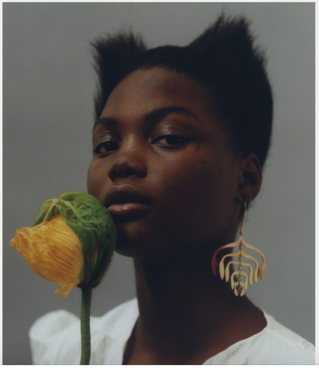 Botany Umbelliferous Earrings: Also Journal, Spring 2019  Flower Nation