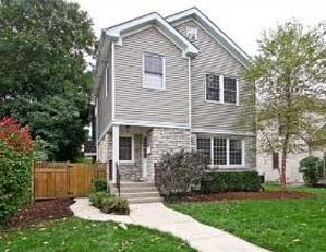 121 Stanley Ave. Park Ridge  Single family home Moderate rehab-flip Seller representation