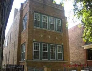 4235 N. Whipple St. Chicago  2 unit multifamily building Value-add, rehab site Buyer representation
