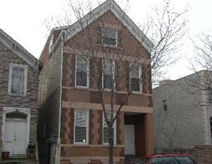 1725 W. Ellen St. Chicago  6 units + vacant lot Condo conversion site Seller representation