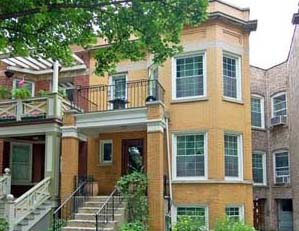 6343 N. Glenwood Ave. Chicago  2 unit multifamily building Owner's duplex unit Seller representation