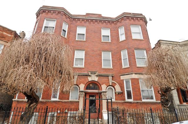 exterior photo of 1012 n. honore, chicago