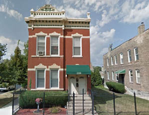 2326-30 W. Shakespeare Ave. Chicago  4 unit multifamily building TEAR DOWN / REDEVELOP TO CONDOS Buyer representation