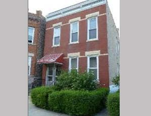 2416 W. Augusta Blvd. Chicago  3 unit multifamily building Estate Sale Value-add, gut rehab site Buyer representation