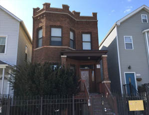 1716 N. CAMPBELL AVE. CHICAGO  4 UNIT MULTIFAMILY BUILDING BUY/HOLD FOR INVESTMENT BUYER REPRESENTATION