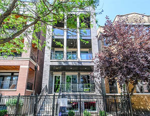 2922 N. SHEFFIELD AVE. CHICAGO  3 UNIT CONDO BUILDING PROJECT SALES & MARKETING DEVELOPER REPRESENTATION