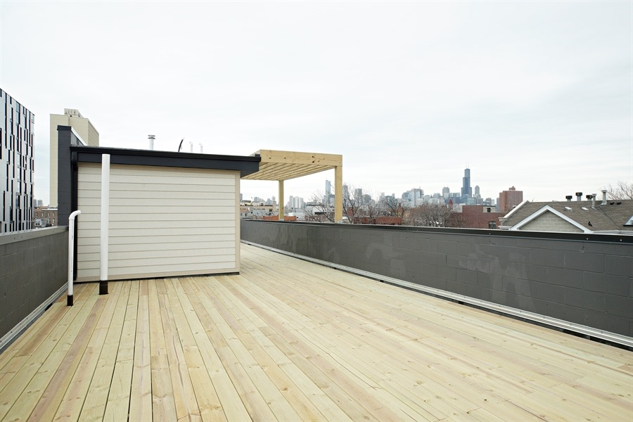 Example Building Roof Deck