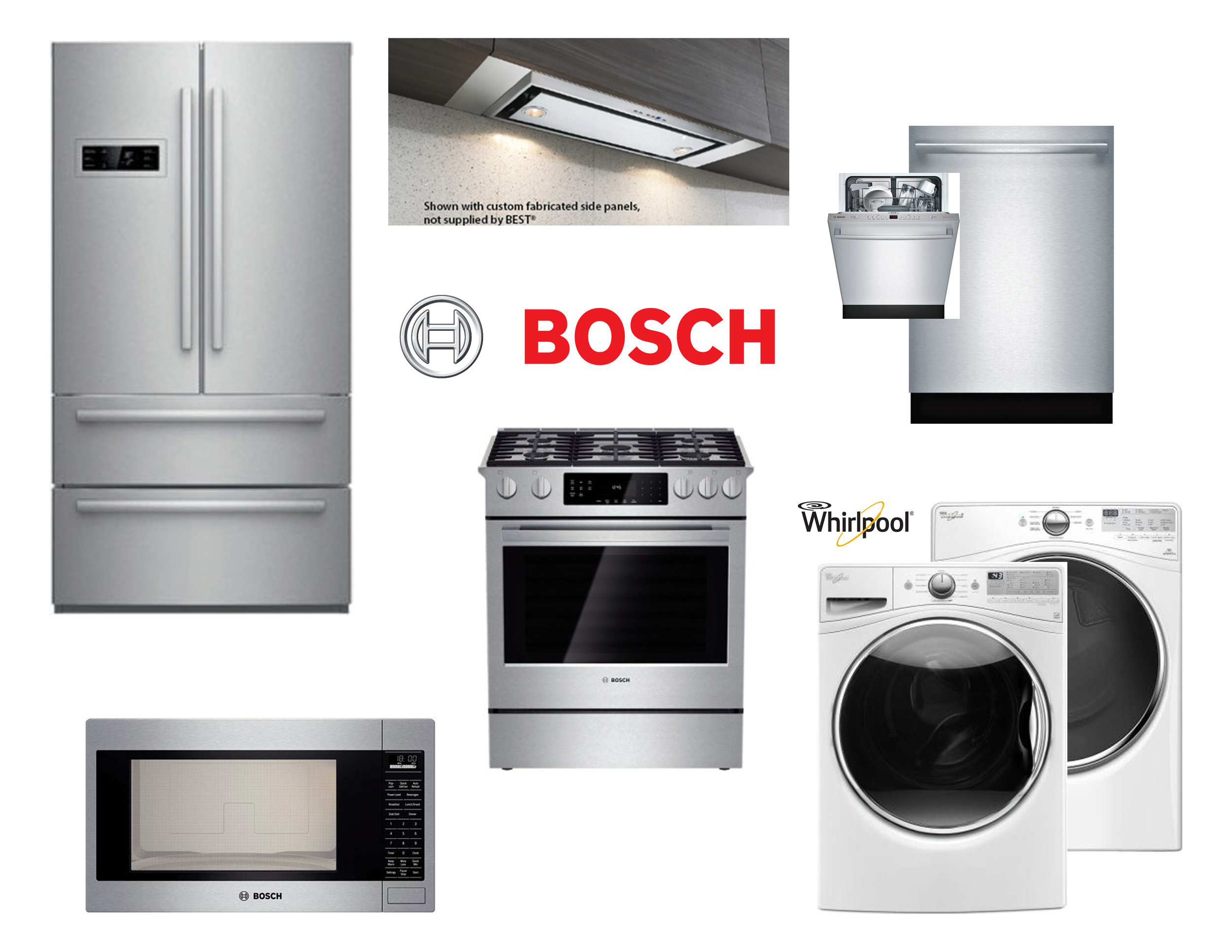 Proposed Appliance Package