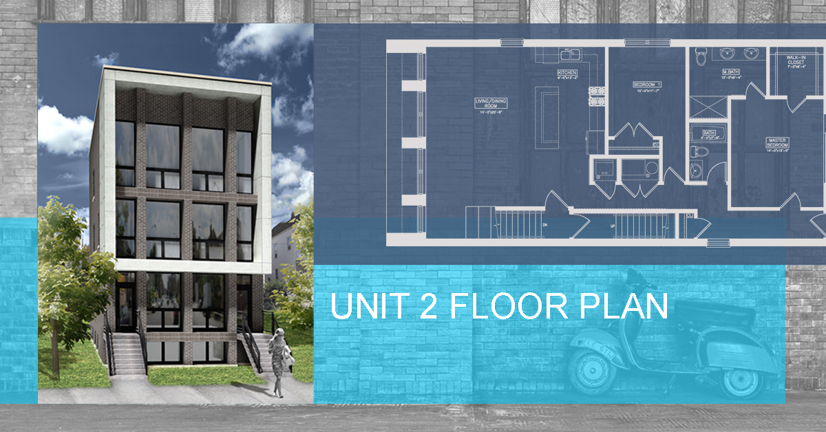 unit 2 floor plan