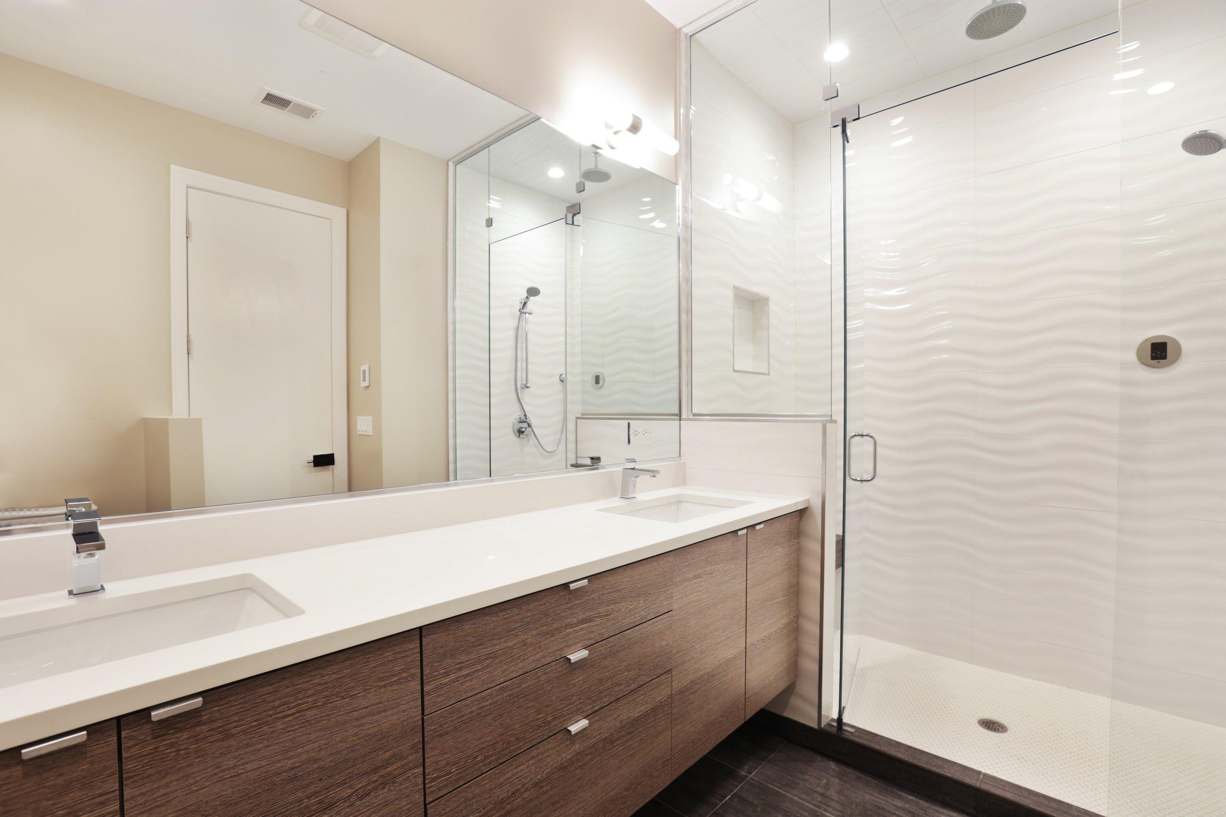 Example Unit 2/3 Master Bath