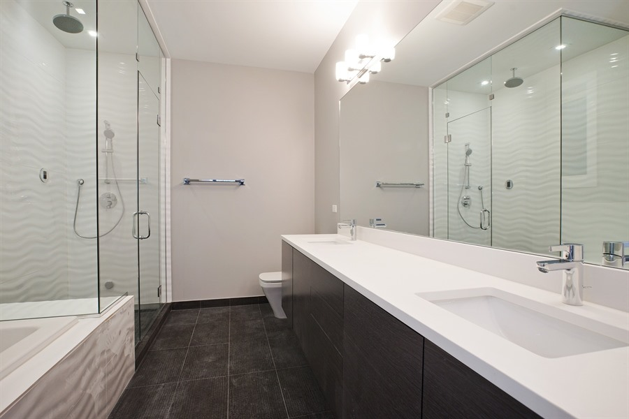 Example Unit 1 Master Bath