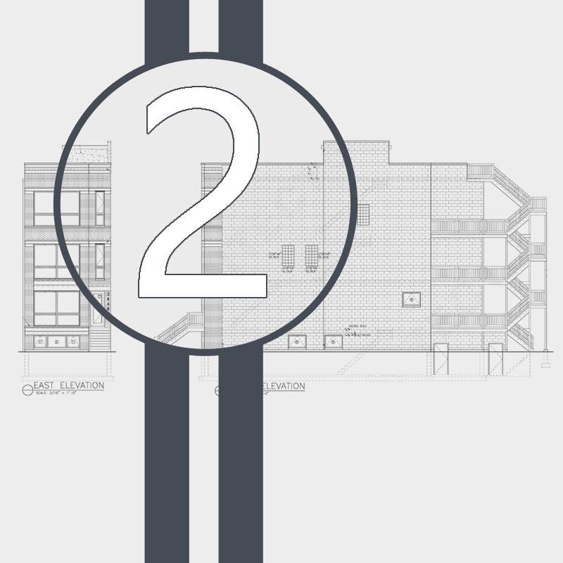 unit 1r floor plan