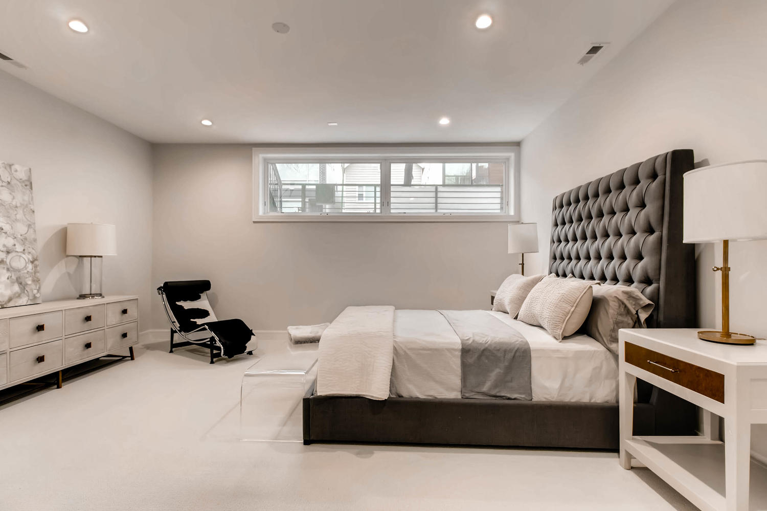 Master Bedroom at 877 N Marshfield Ave Unit 1, Chicago, IL