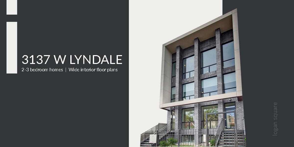 Rendering of 3-unit condo building