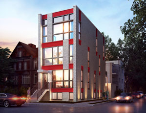 1634 W. Augusta Blvd. CHICAGO  2 UNIT CONDO BUILDING PROJECT SALES & MARKETING DEVELOPER REPRESENTATION