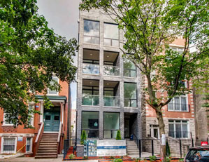 3508 n. reta st. CHICAGO  3 UNIT CONDO BUILDING PROJECT SALES & MARKETING DEVELOPER REPRESENTATION