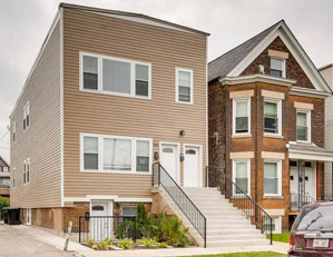 1615 w. wolfram st. CHICAGO  3 UNIT MULTIFAMILY BUILDING BUY/HOLD FOR INVESTMENT SELLER REPRESENTATION