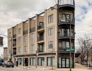 875 n. milwaukee ave. Chicago  2 bed / 2 bath condo river west Seller representation
