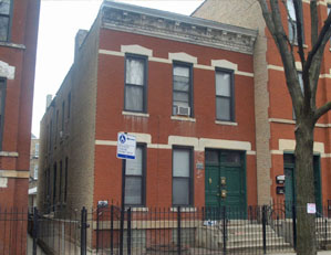 859 n. marshfield ave. CHICAGO  4 UNIT MULTIFAMILY BUILDING value-add / investment seller REPRESENTATION