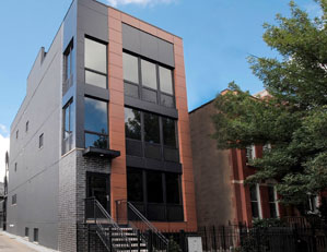 1012 n. paulina st. CHICAGO  3 UNIT CONDO BUILDING PROJECT SALES & MARKETING DEVELOPER REPRESENTATION