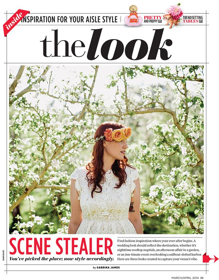 Destination Weddings & Honeymoons Magazine.