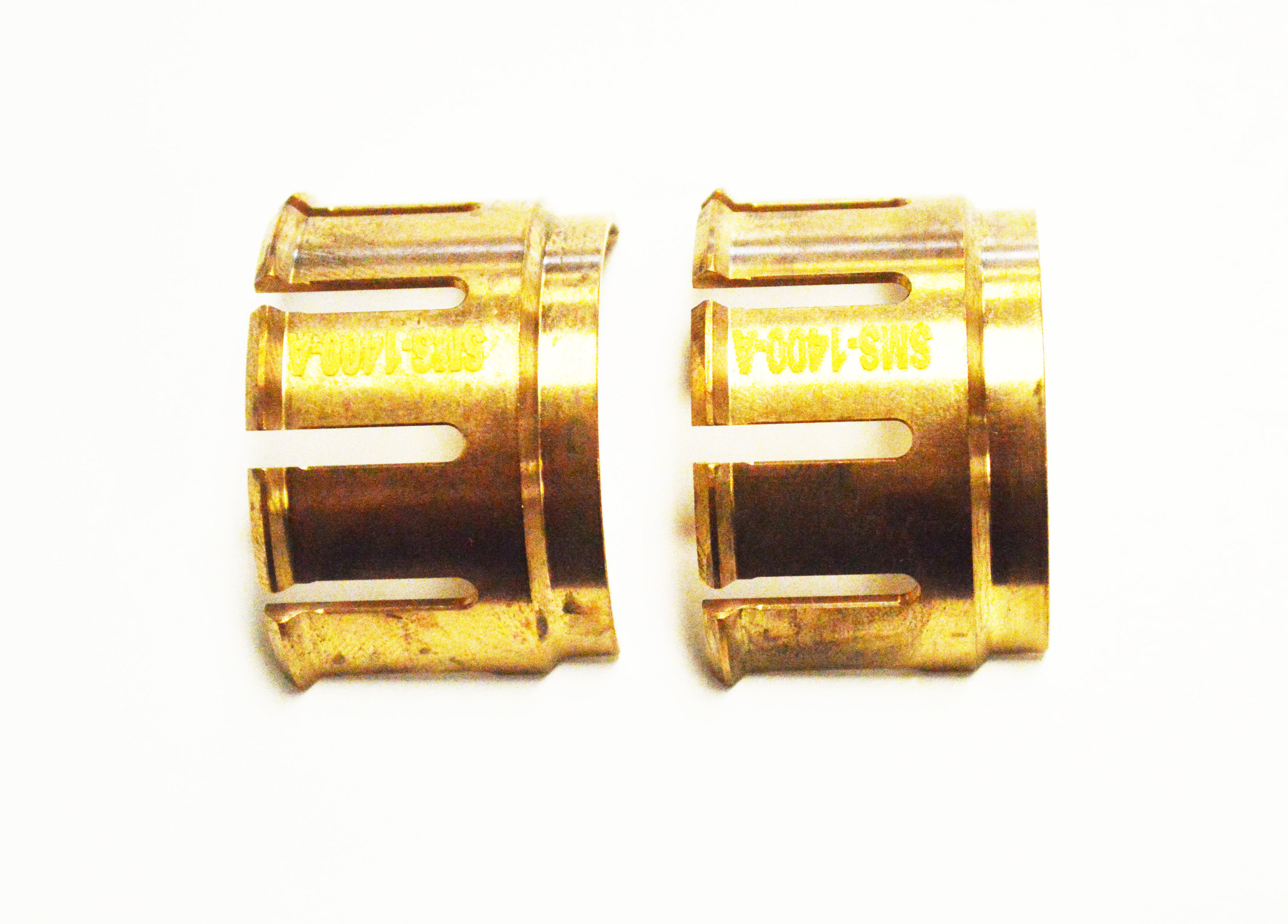 Helix Split Locking Rings              BeCu           SMS-1400