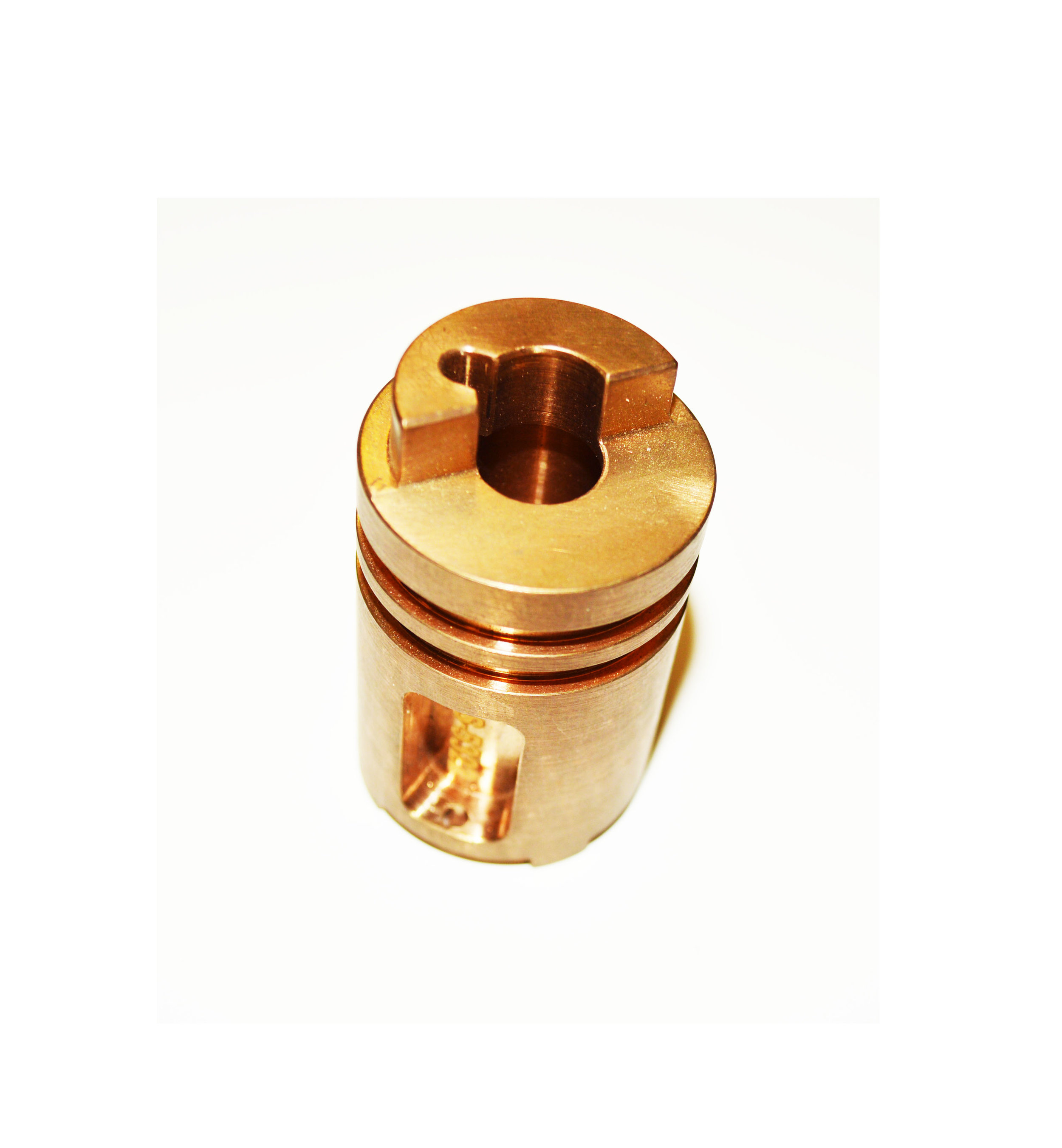 45 Degree Bottom         Bulkhead Retainer             BeCu      217 O-Ring:SMS-5300      124 O-Ring:SMS-5322