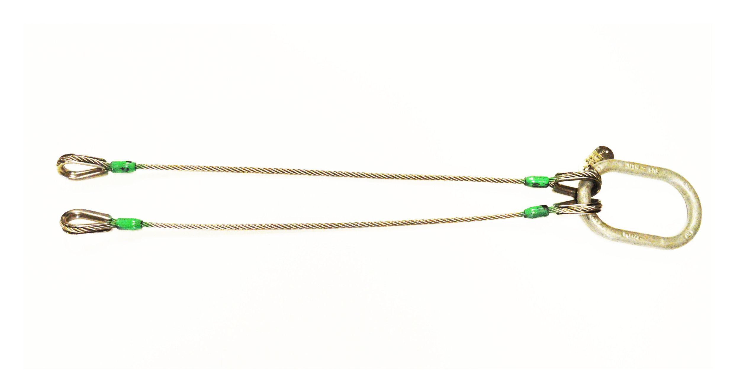 2' Wire Rope Sling            SMS-9102