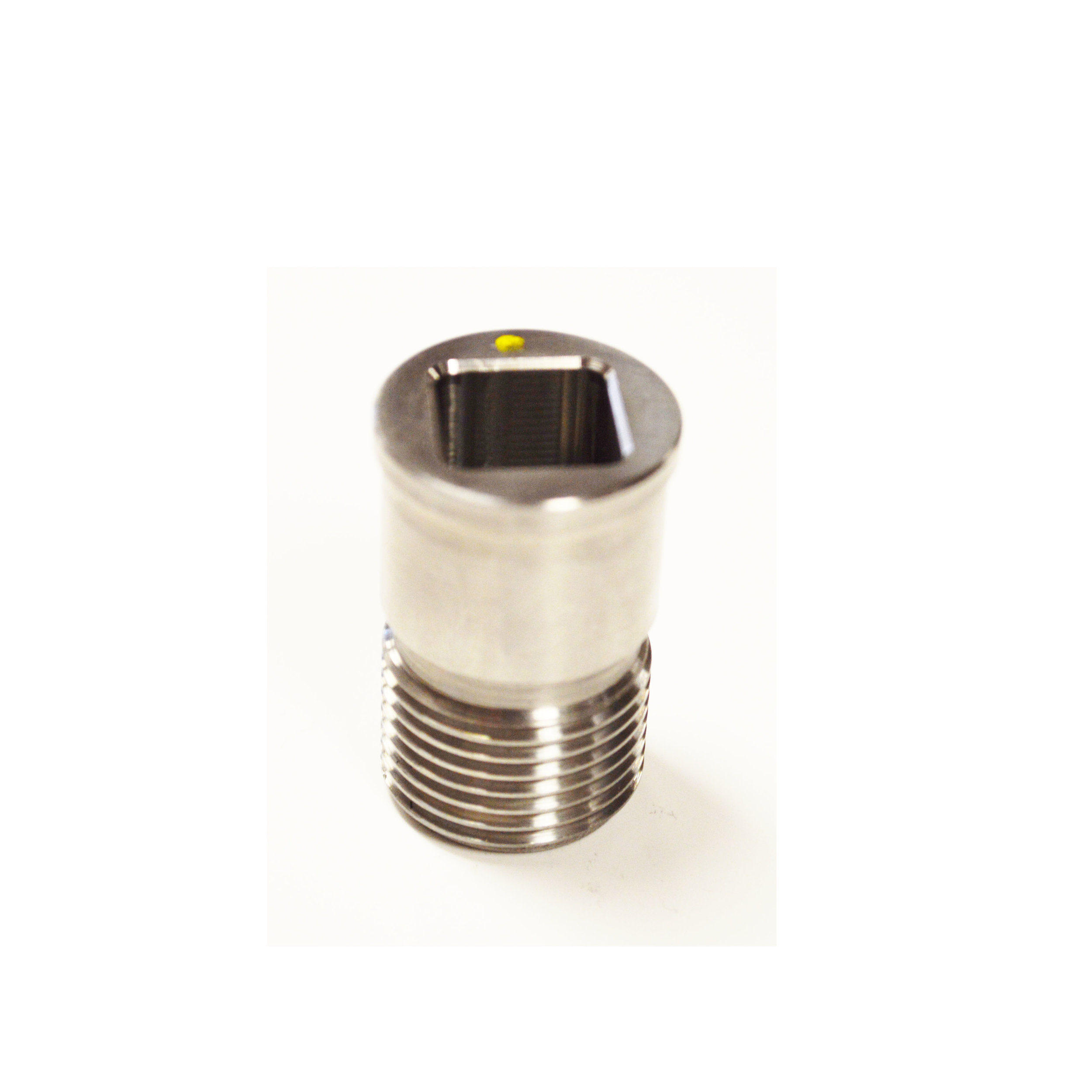 Poppet Bolt-Square          Stainless Steel           SMS-1500           Nitronic 50           SMS-1504