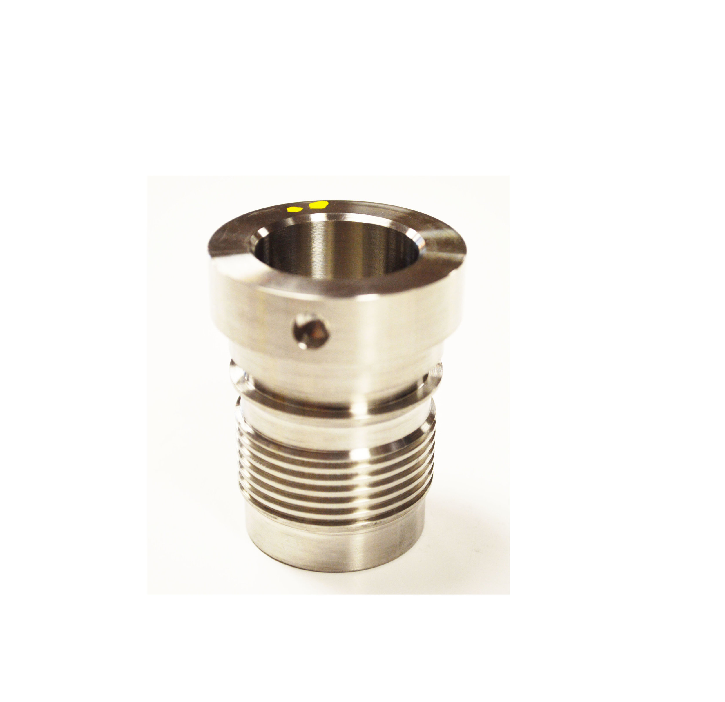 Threaded Ring              BeCu             SMS-3900            Nitronic 50           SMS-3901