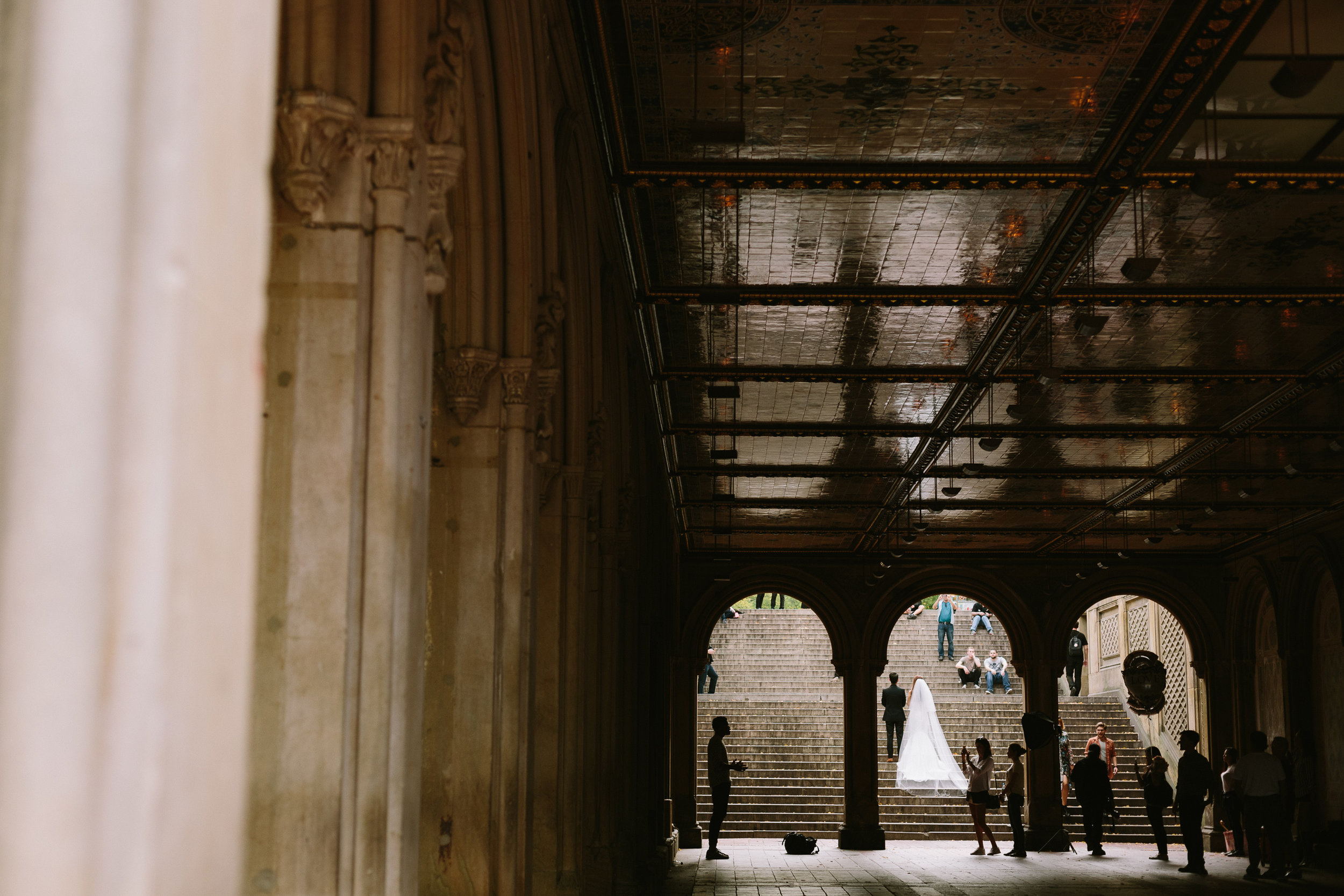 central park wedding photographer