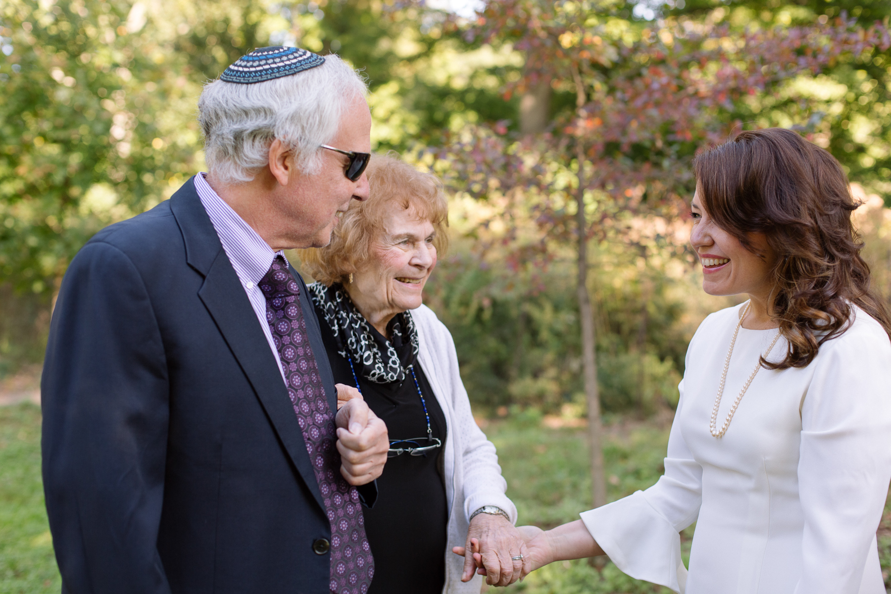 prospect park wedding ceremony