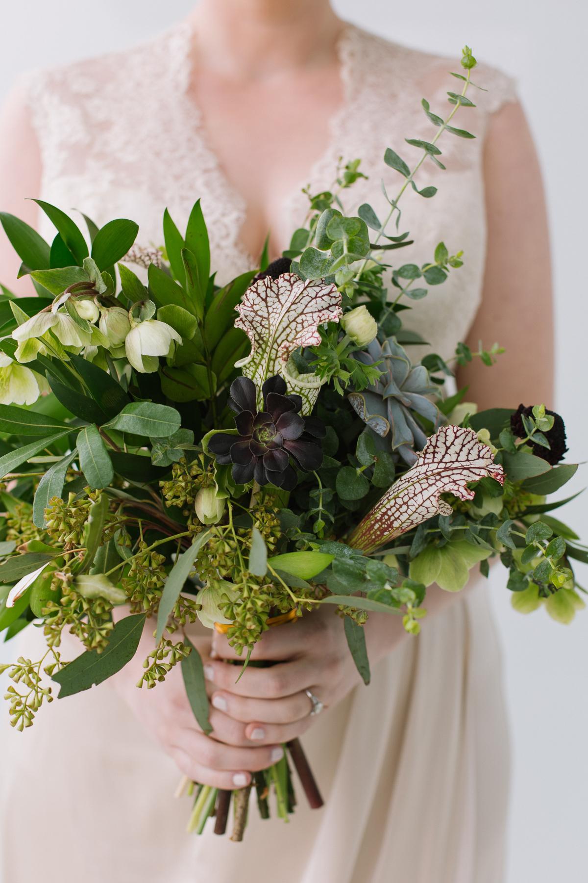 rosehip social flowers wedding photographers williamsburg brooklyn