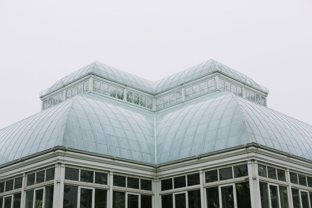 Alyssa + Emily at The New York Botanical Gardens Weddings