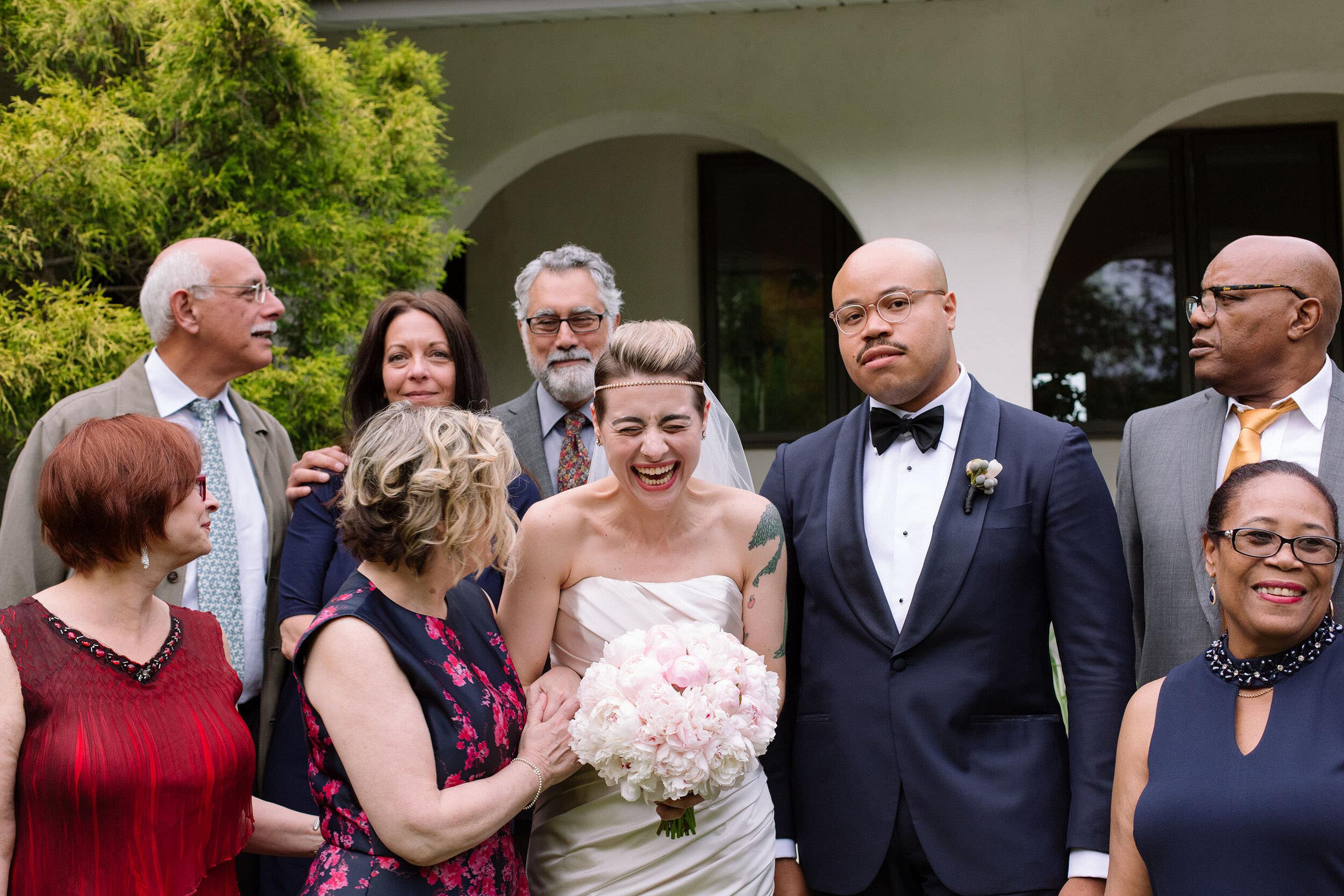 Backyard Wedding in Upstate New York // Elena + Adrian   View Post