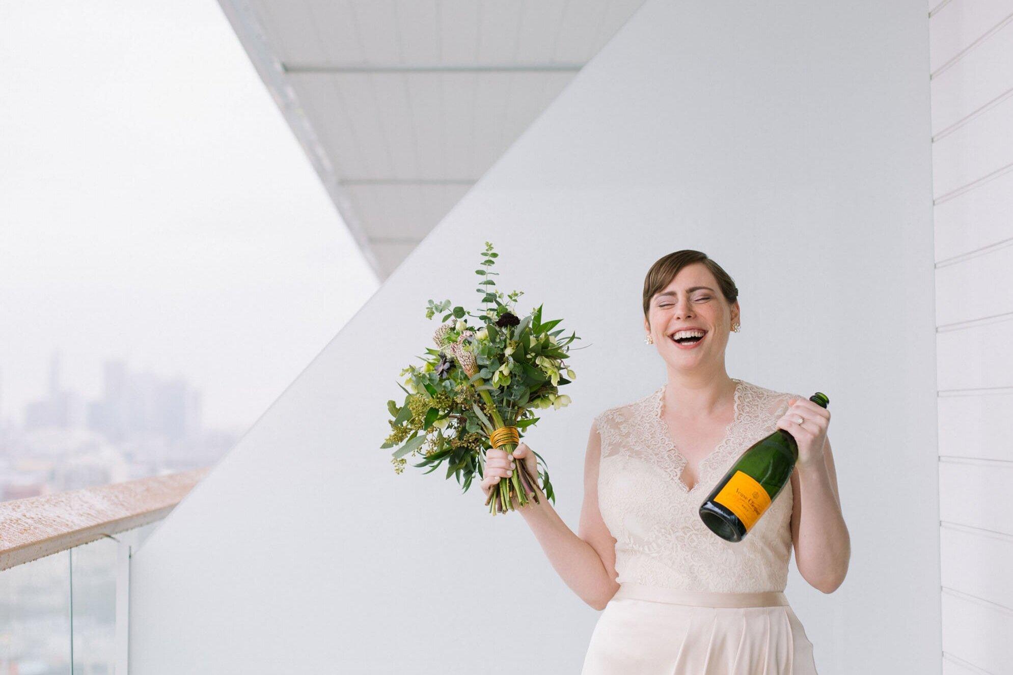 MyMoon Wedding, Brooklyn // Hannah + Noah  Visit Post