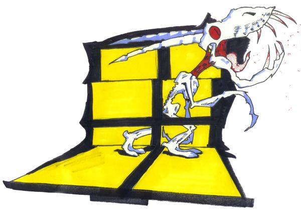 Zombie Bunny '97