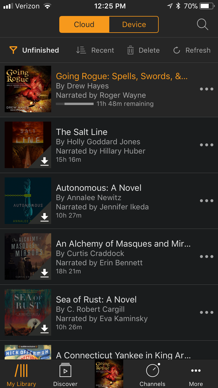 Fall Book List - Reads while the Weather Gets Cold