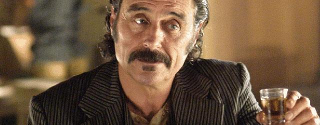 """Two Ian McShane """"Swegen"""" posts in a week. Time to re-watch Deadwood!"""