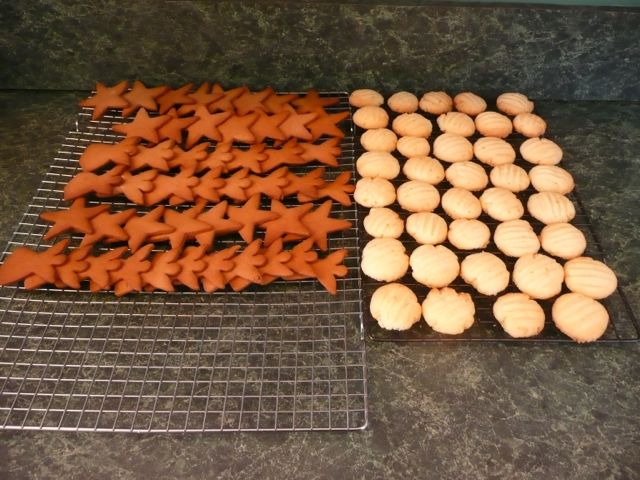 Spice cookies and shortbread.jpg