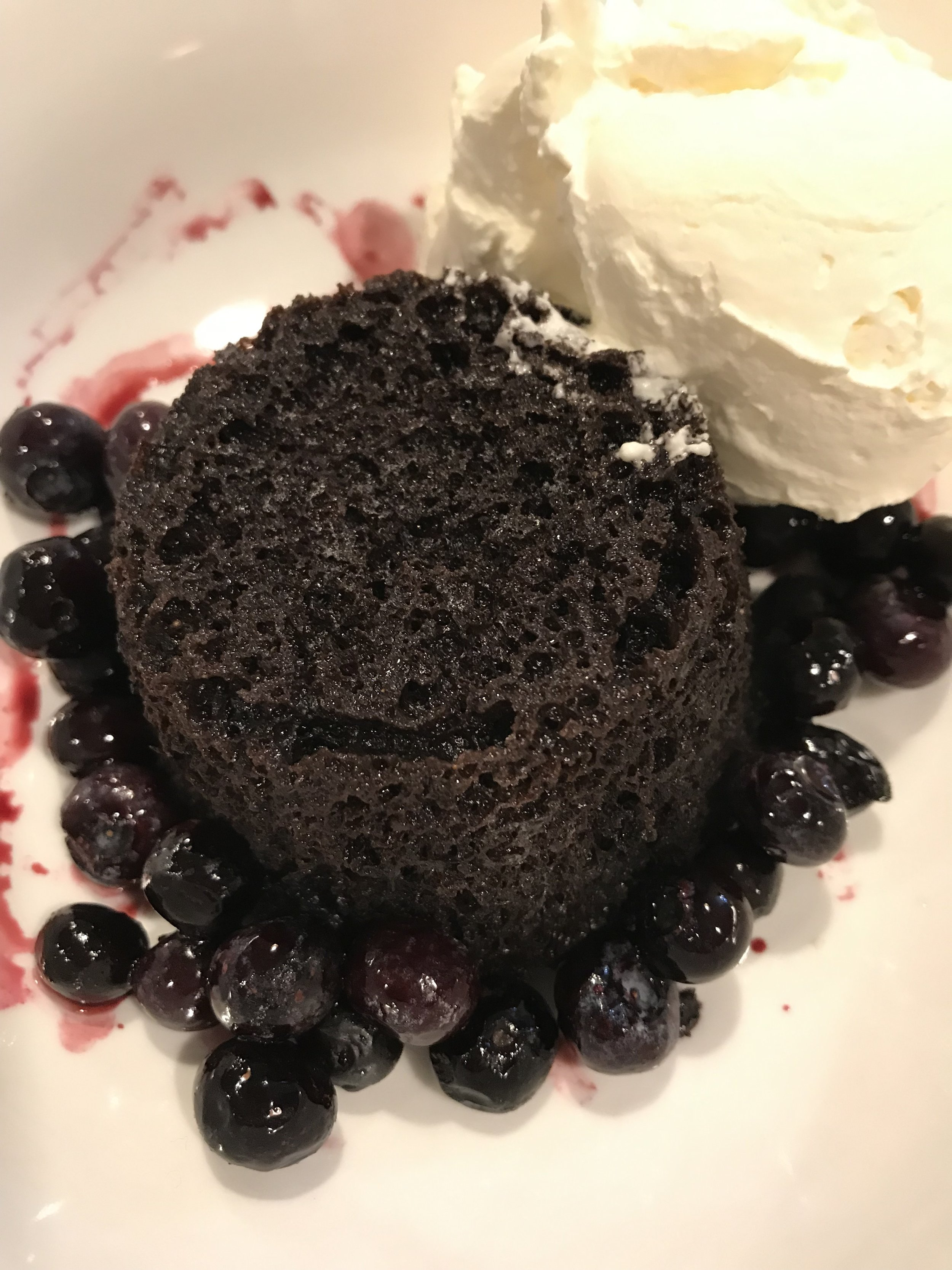 Low Carb Chocolate Mud Cake