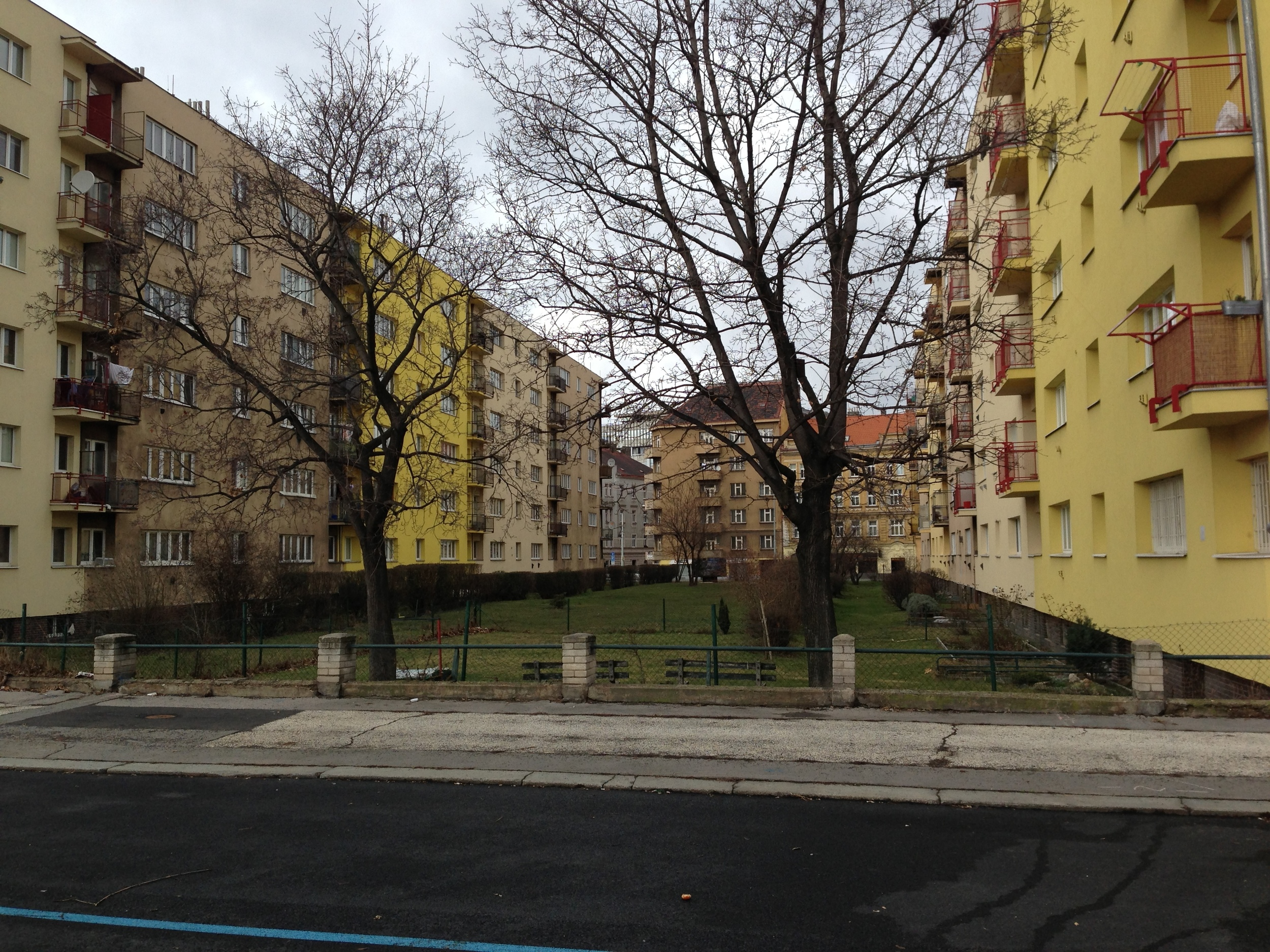 Apartment blocks 2