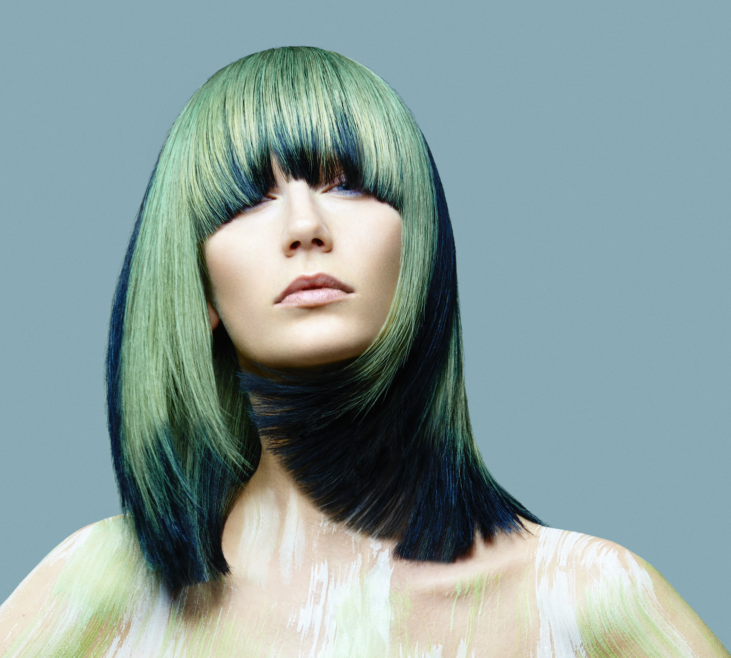 Color -  Lupe Voss  Art Direction -  Allen Ruiz  Style -  Allen Ruiz  Make-Up - Anastasia Durasova  Photo -  Manuel Voss
