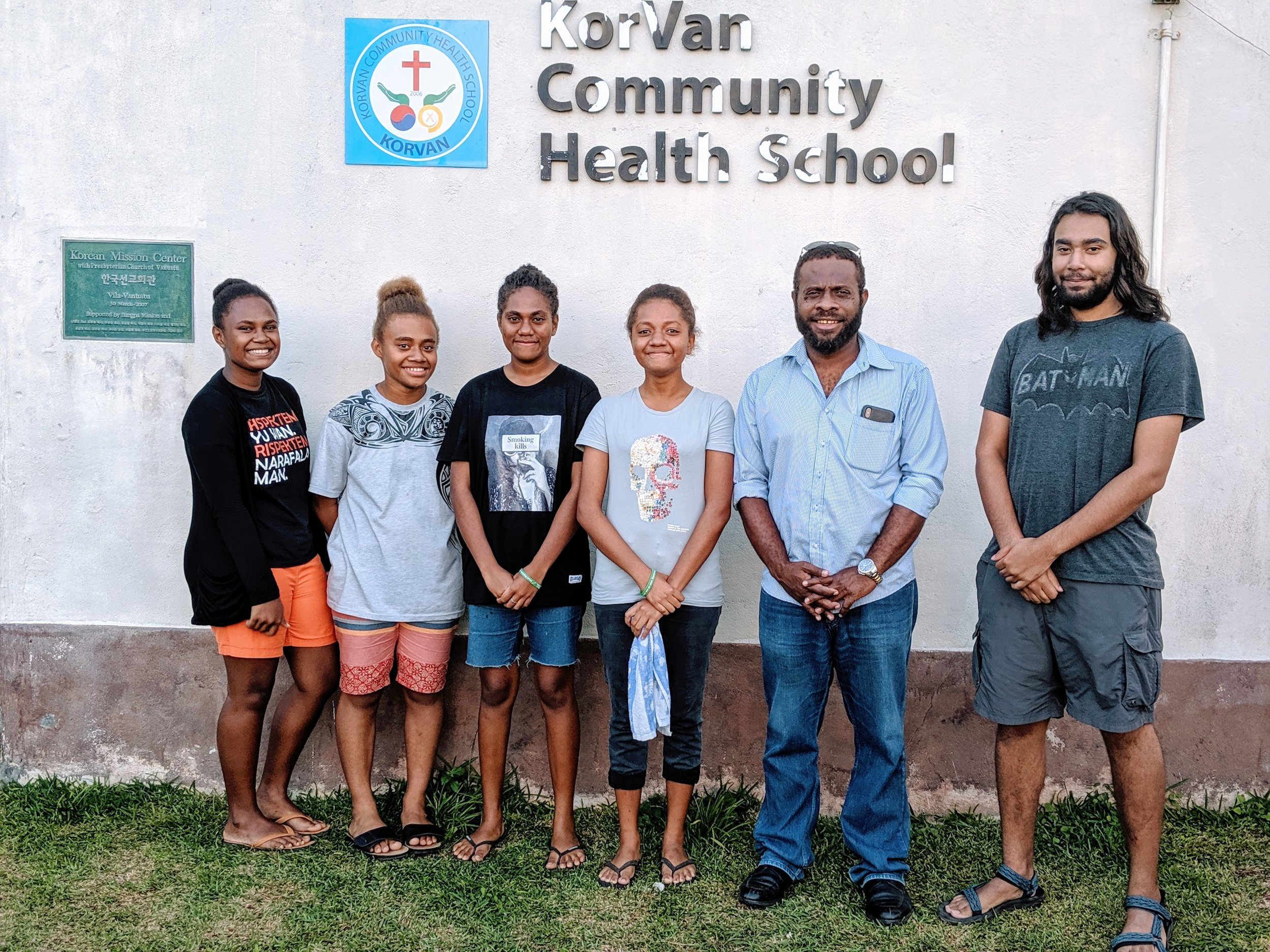 STEM Volunteer in Vanuatu Program