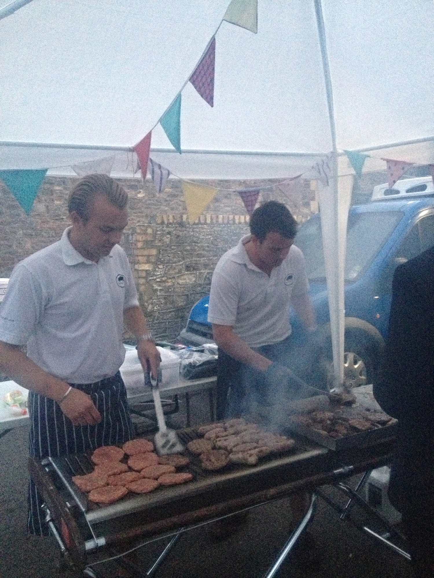 The Cinders Caterer BBQ