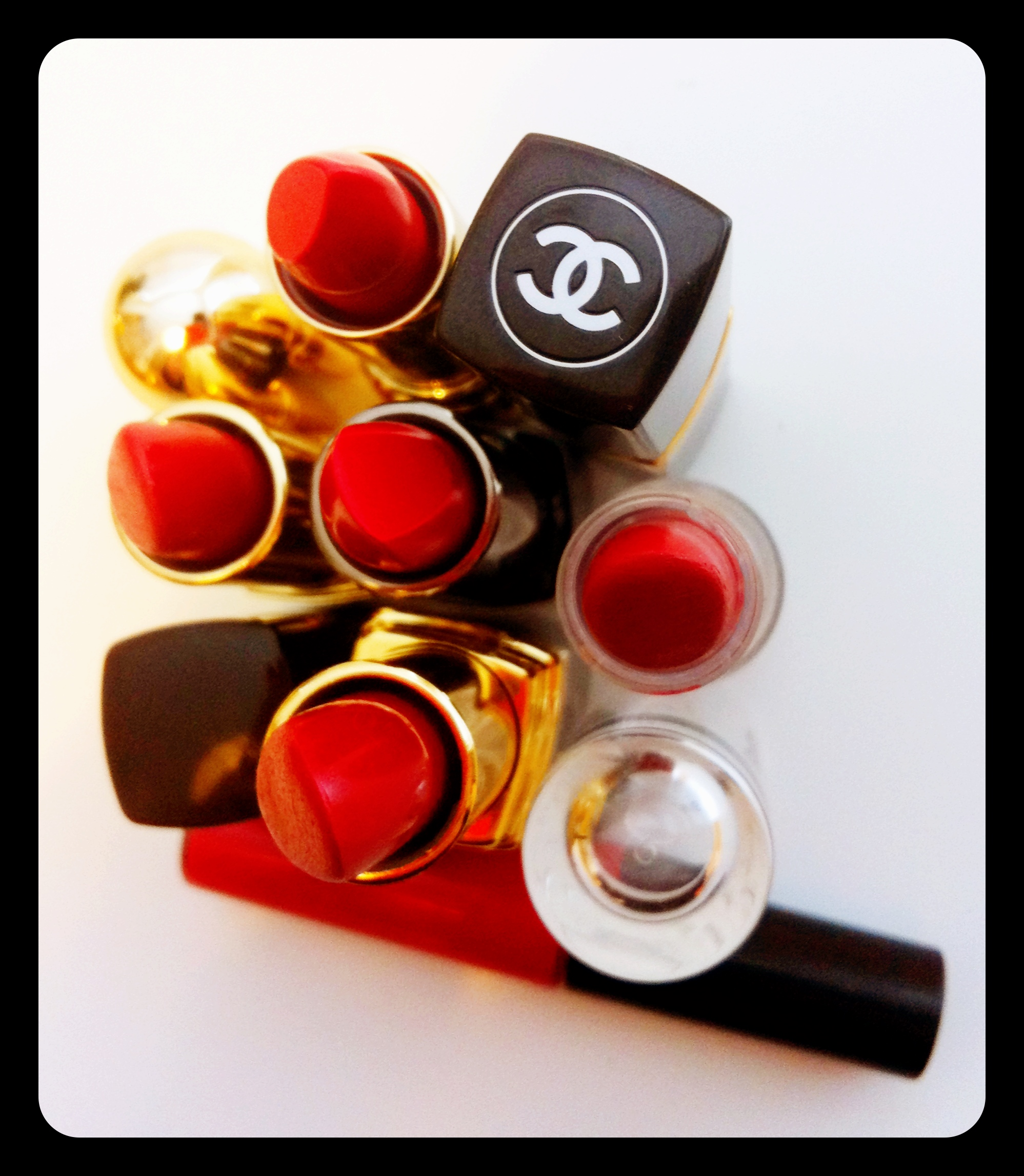 gorgeous red lip colors